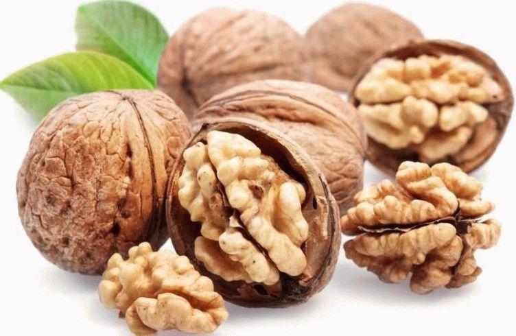 """""""Два орешка для Золушки"""": полезные свойства некоторых орехов"""
