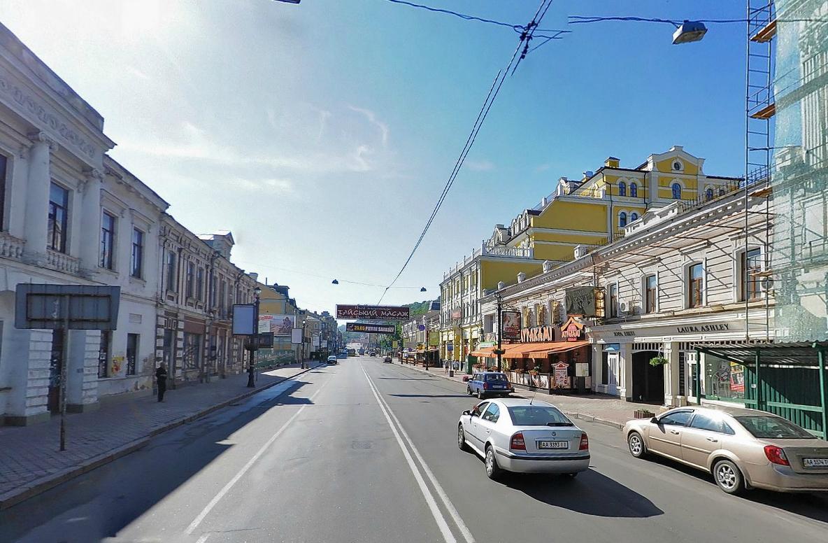 Столичные власти разработали новую транспортную схему на Подоле