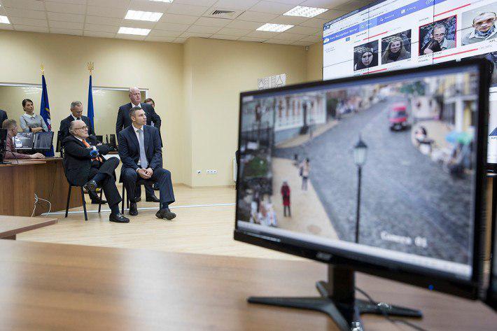 Экс-мэр Нью-Йорка похвалил Кличко за положительные изменения в Киеве