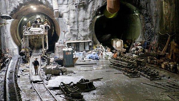 Кличко согласился на строительство линии метро на Троещину