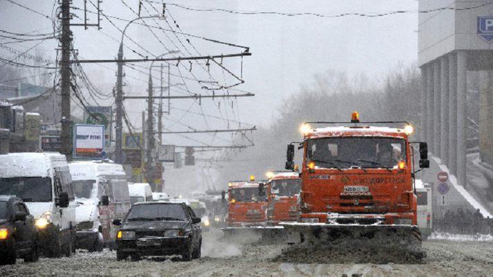 Возле новогоднего городка в Киеве лучше не парковаться