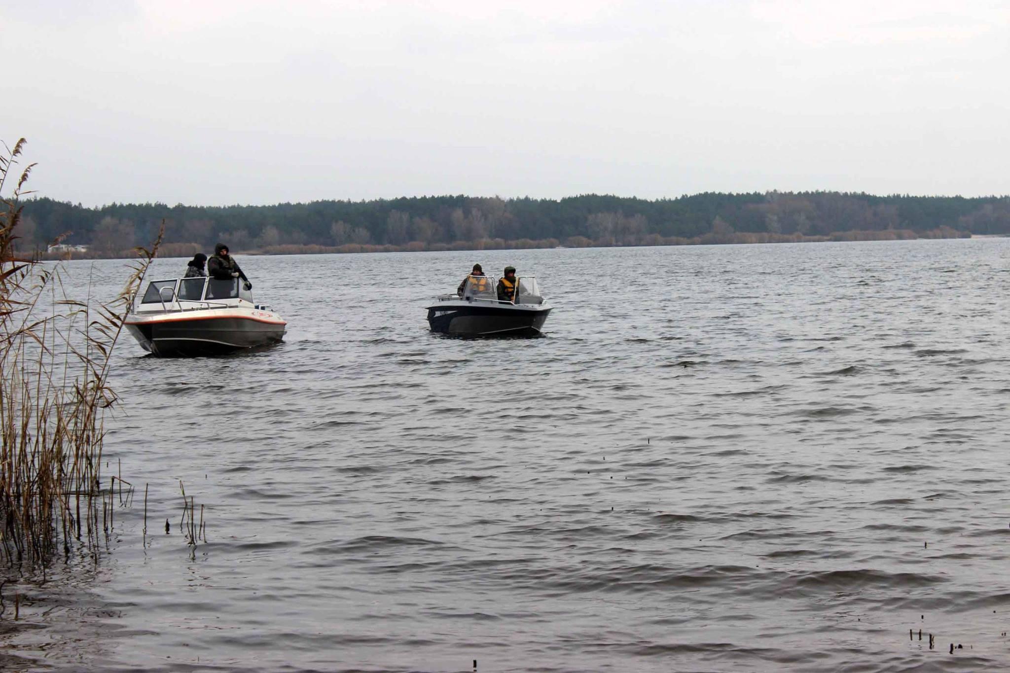 Под Киевом спасатели нашли тело мальчика, который пропал на рыбалке