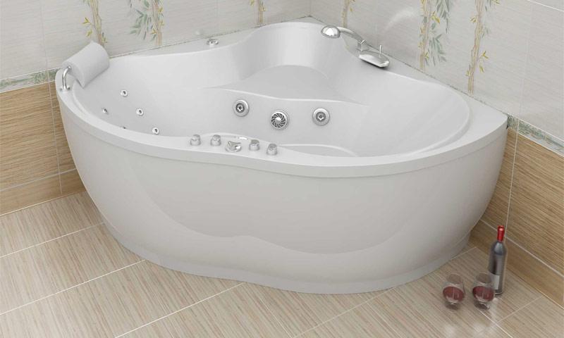 Какие недостатки у акриловых ванн?