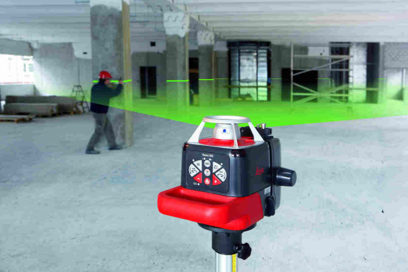Выбор лазерного нивелира в зависимости от сферы использования