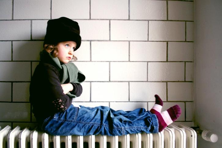 В столичном детсаду из-за отсутствия отопления замерзают детки