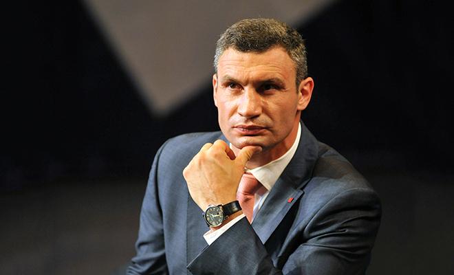 Мэр Киева похвастался амбициозным рекордом