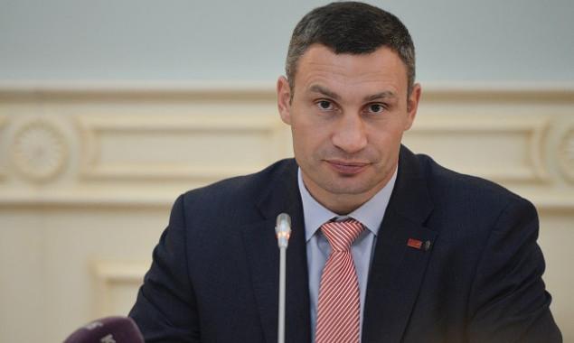В 2017 году в Киеве отремонтировано рекордные 302 км дорог - Кличко