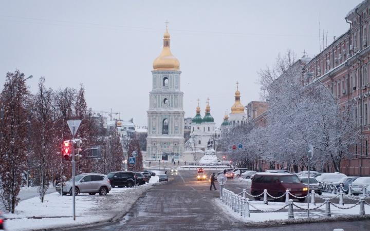 Синоптик рассказала, когда в Киев придет настоящая зима