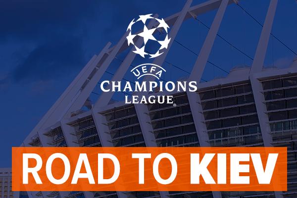Кфиналу Лиги чемпионов вКиеве обустроят фан-зону наКрещатике