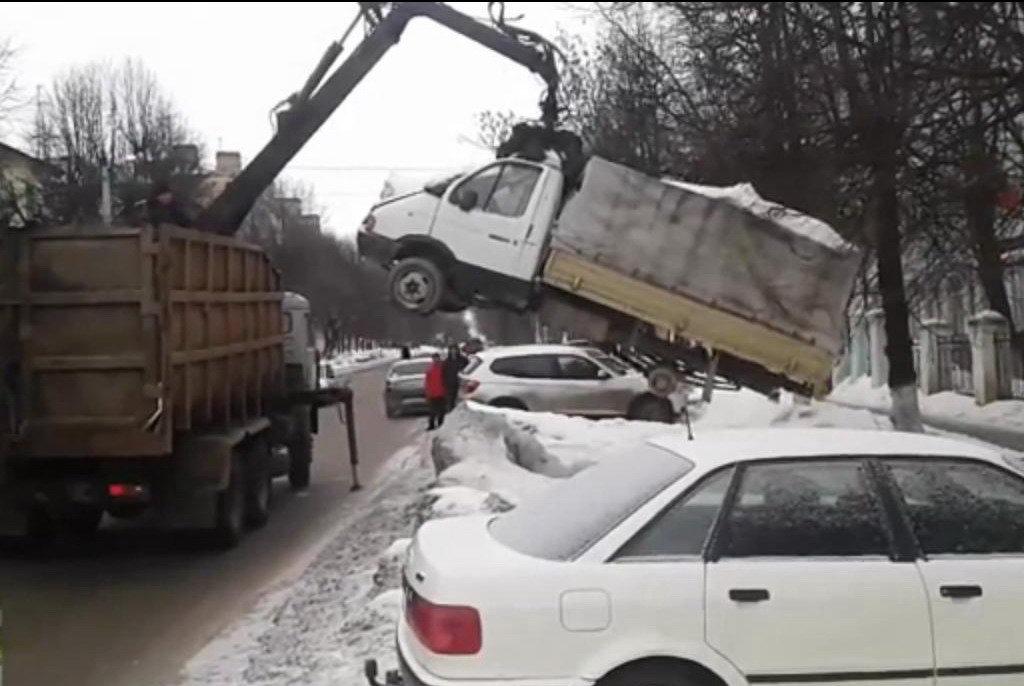 Киевские водители рискуют лишится своих автомобилей