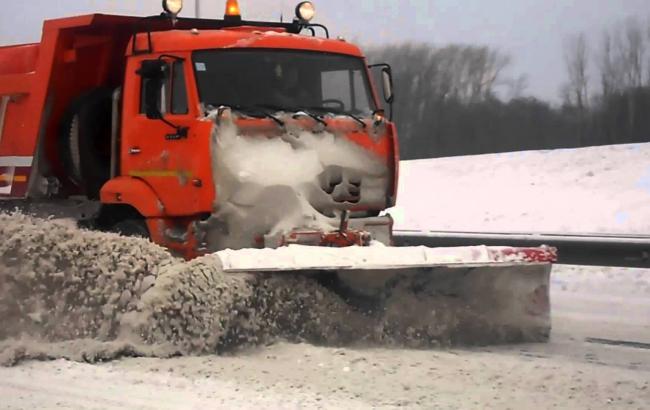 Полиция будет сопровождать снегоуборочные машины