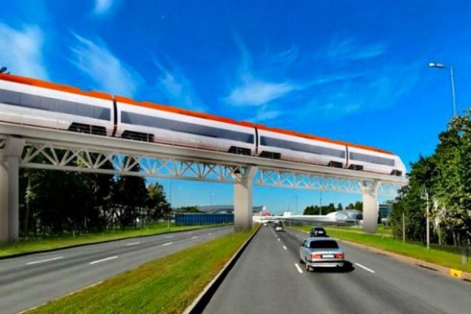 Киевский метрополитен могут продлить до Борисполя