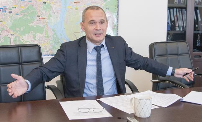 Замглавы КГГА ушел работать в Кабмин