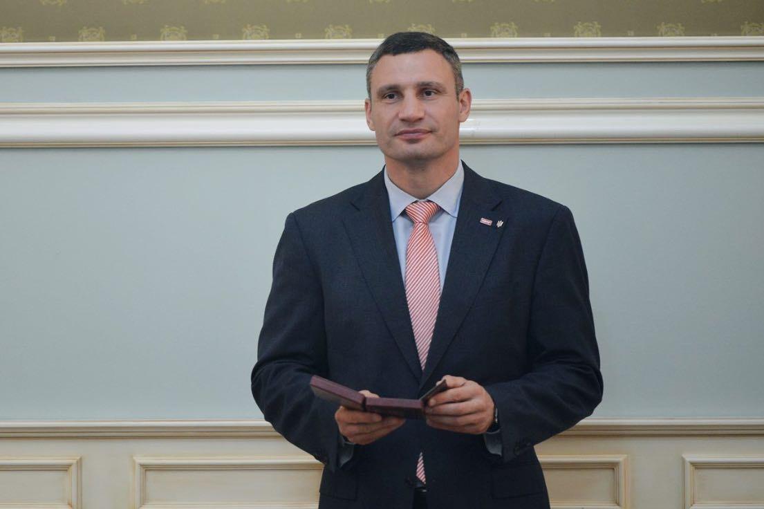 Кличко: «На реализацию проектов «Бюджет участия» на 2018 планируется выделить 150 млн. грн.