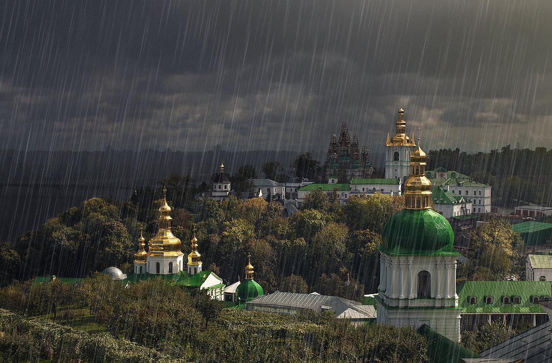 Новый год без снега: в Киеве будет мокро, сыро, но тепло