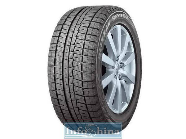 Комфортная зима с Bridgestone Blizzak Revo GZ