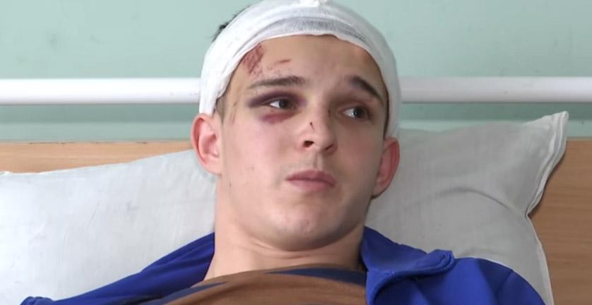 Стали известны подробности жестокого избиения студента под Киевом
