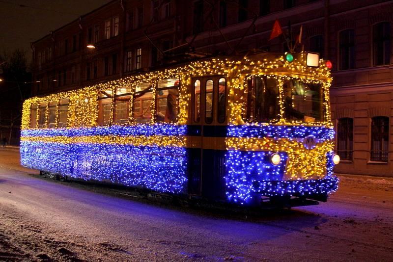 В Рождественскую ночь работа транспорта будет продлена на 3 часа
