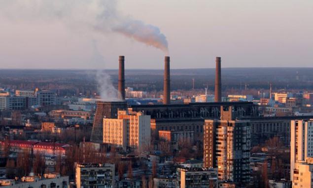 Дарницкая ТЭЦ загрязнет реки Киева