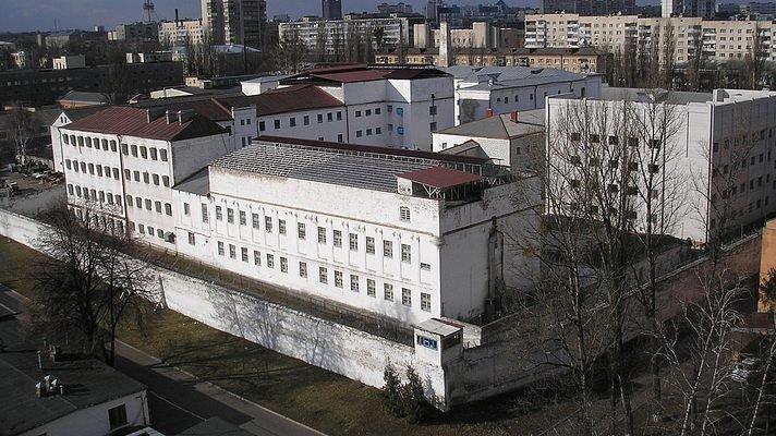 Заключенных в Лукьяновском СИЗО перевезут за Киев