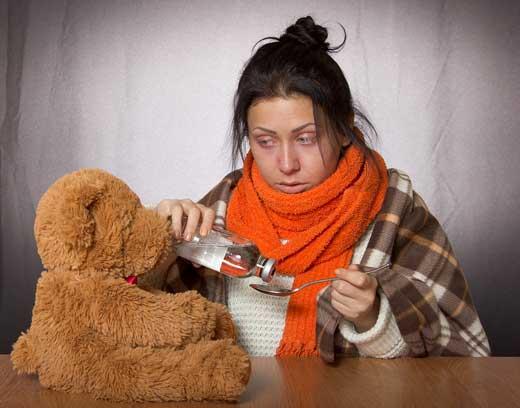 Медики сообщили, когда в Киеве начнется эпидемия гриппа