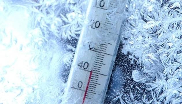 В Киевской области ожидаются -20 градусные морозы