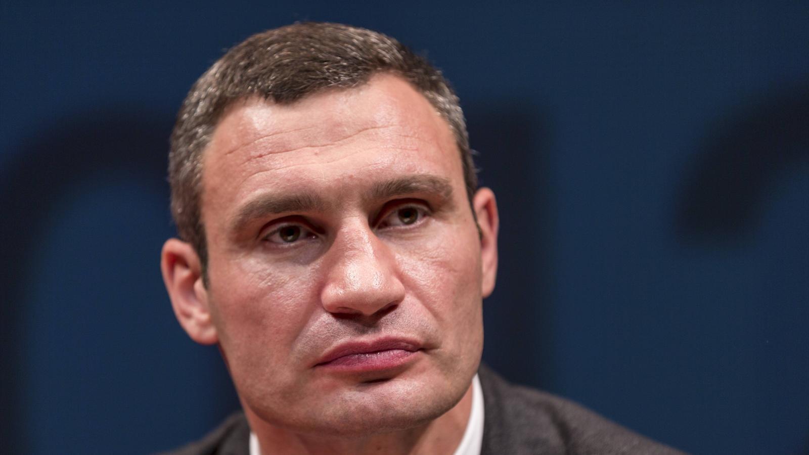 Мэр Виталий Кличко пообещал согреть киевлян