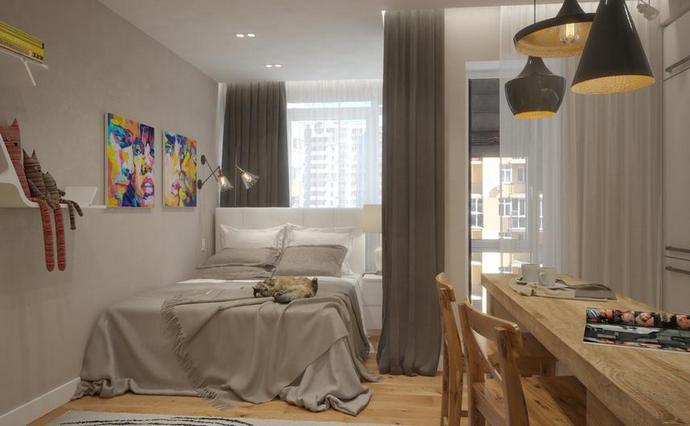 """Маленькие квартиры: """"смарт""""-преимущества и """"смарт""""-недостатки"""
