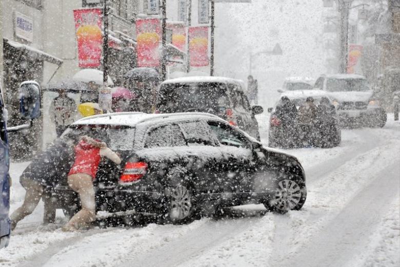 Киевлян попросили забыть про свои автомобили