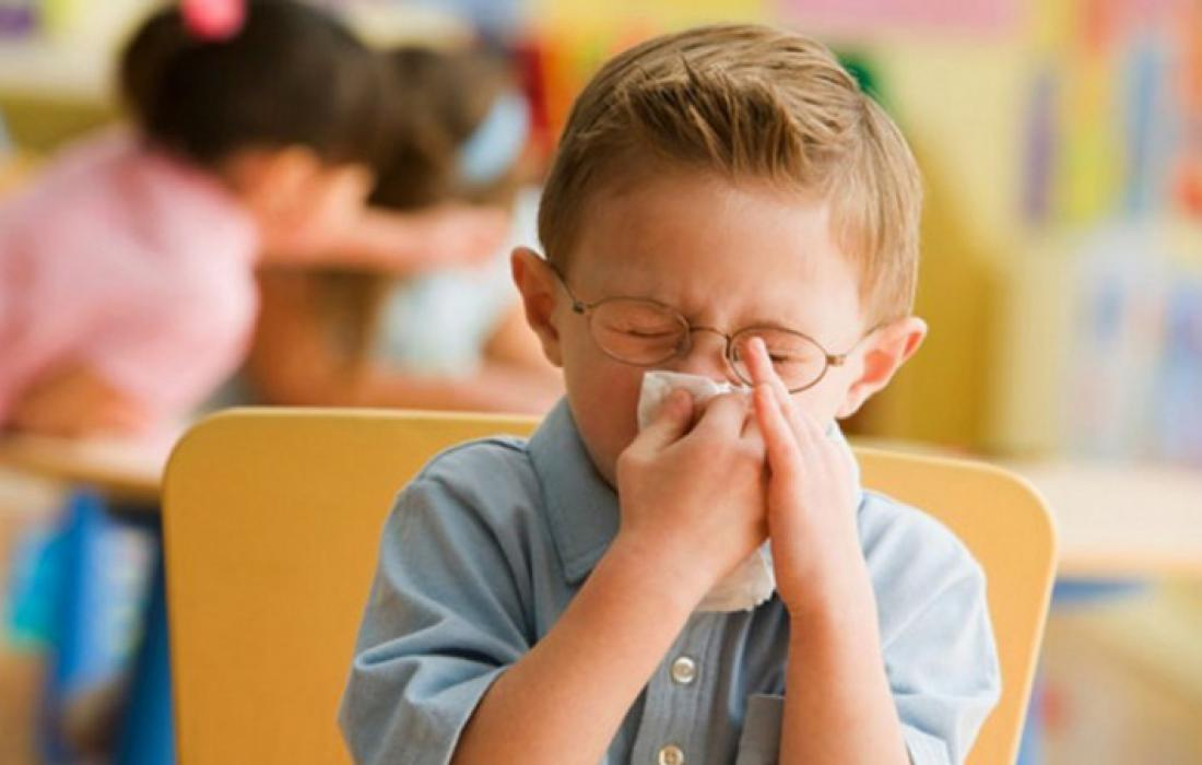 В киевских школах могут объявить карантин из-за гриппа