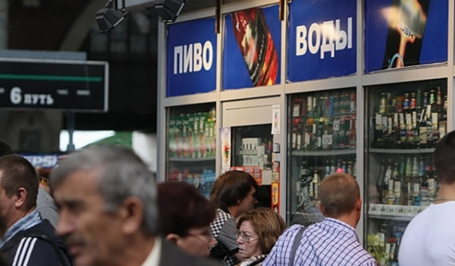 Полиция будет бороться с киевскими наливайками