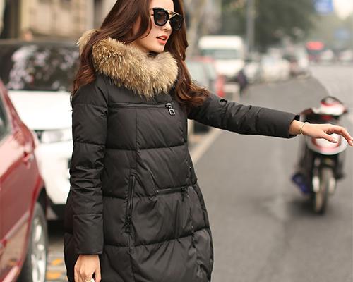 Какие куртки предпочитают киевлянки этой зимой