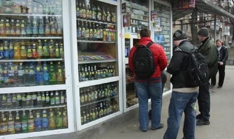 """В Киеве на разливайки стали """"стучать"""" через мобильный мессенджер"""