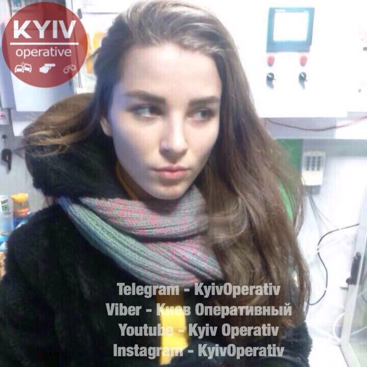 """Возле метро """"Черниговская"""" задержана семья, воровавшая продукты"""