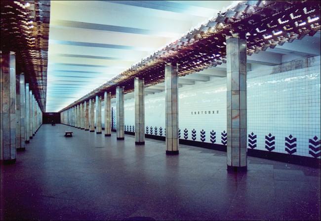 """У пассажиров станции """"Святошин"""" возникнут сложности со входом в метро"""