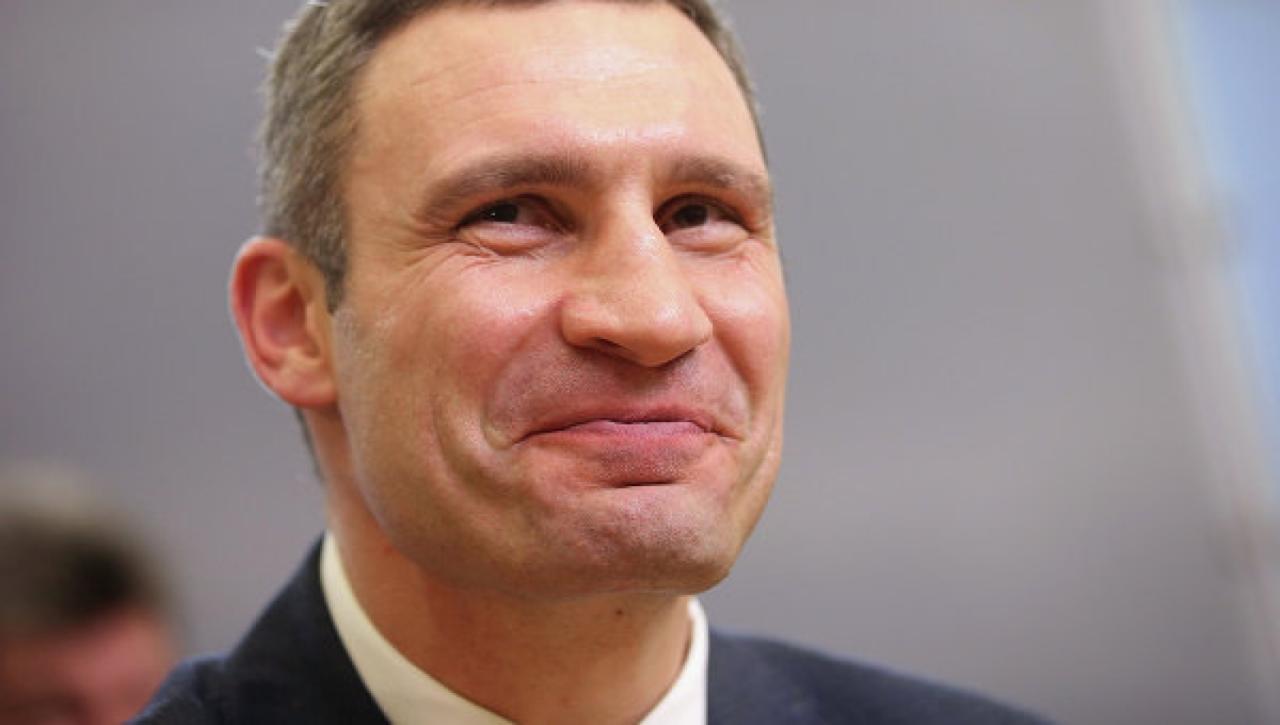 Мэр Киева за январь наработал на 39 тыс. гривень зарпаты