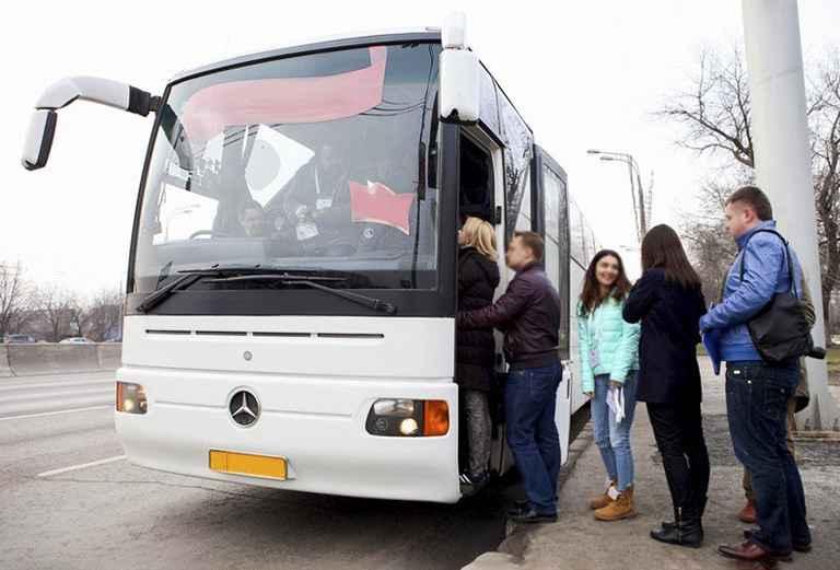 Чем объясняется успех автобусных пассажирских перевозок?
