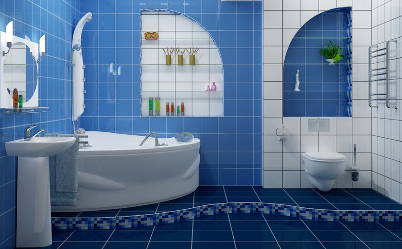 7 советов как правильно оборудовать ванную комнату