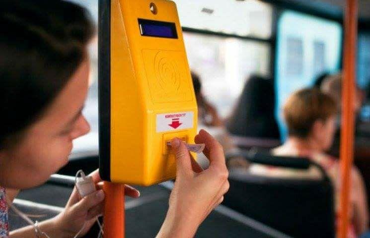 В Киев привезут оборудование для E-билета