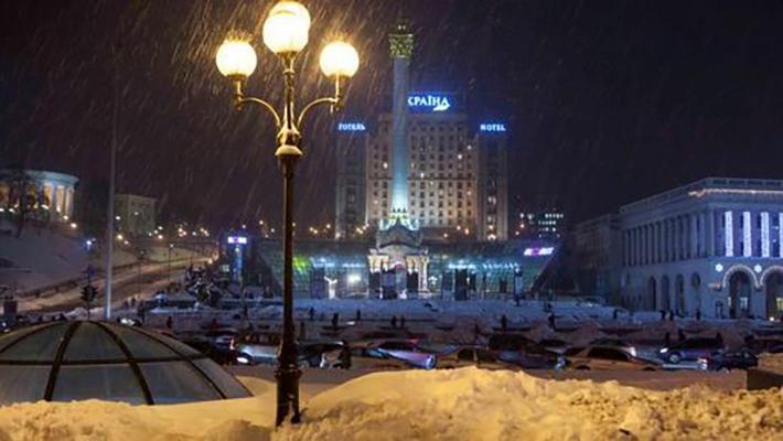 В Киеве поменяют освещение на 300 млн. гривень