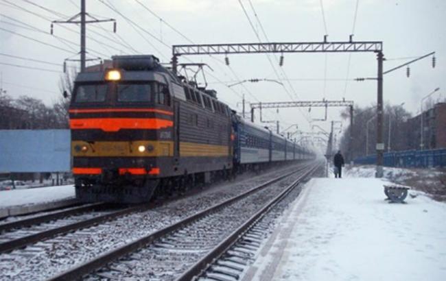 Под Киевом поезд насмерть сбил 19-летнего парня-меломана