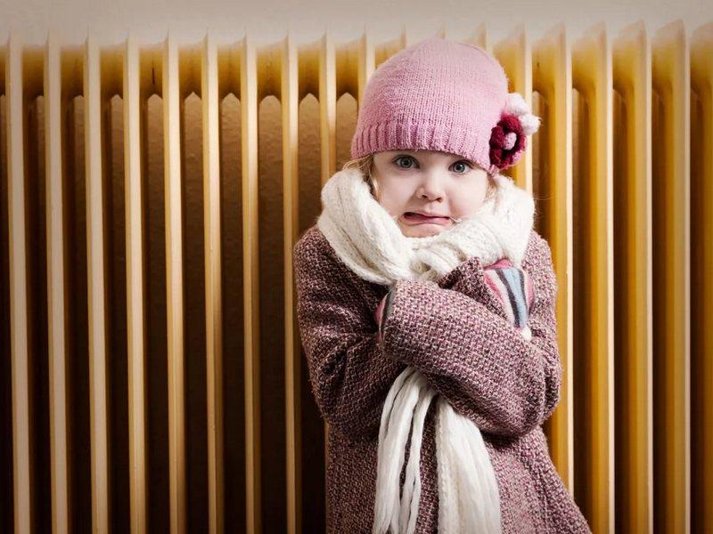 В КГГА рассказали, как будут работать школы в сильный мороз