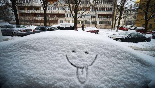 Киевлянам к 8 марта подарят потепление
