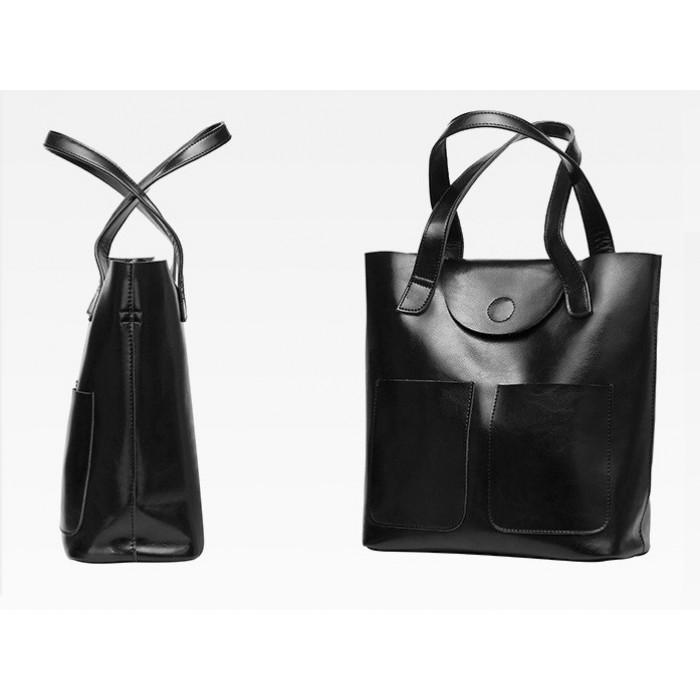 Женская кожаная сумка: истинная женственность в ваших руках