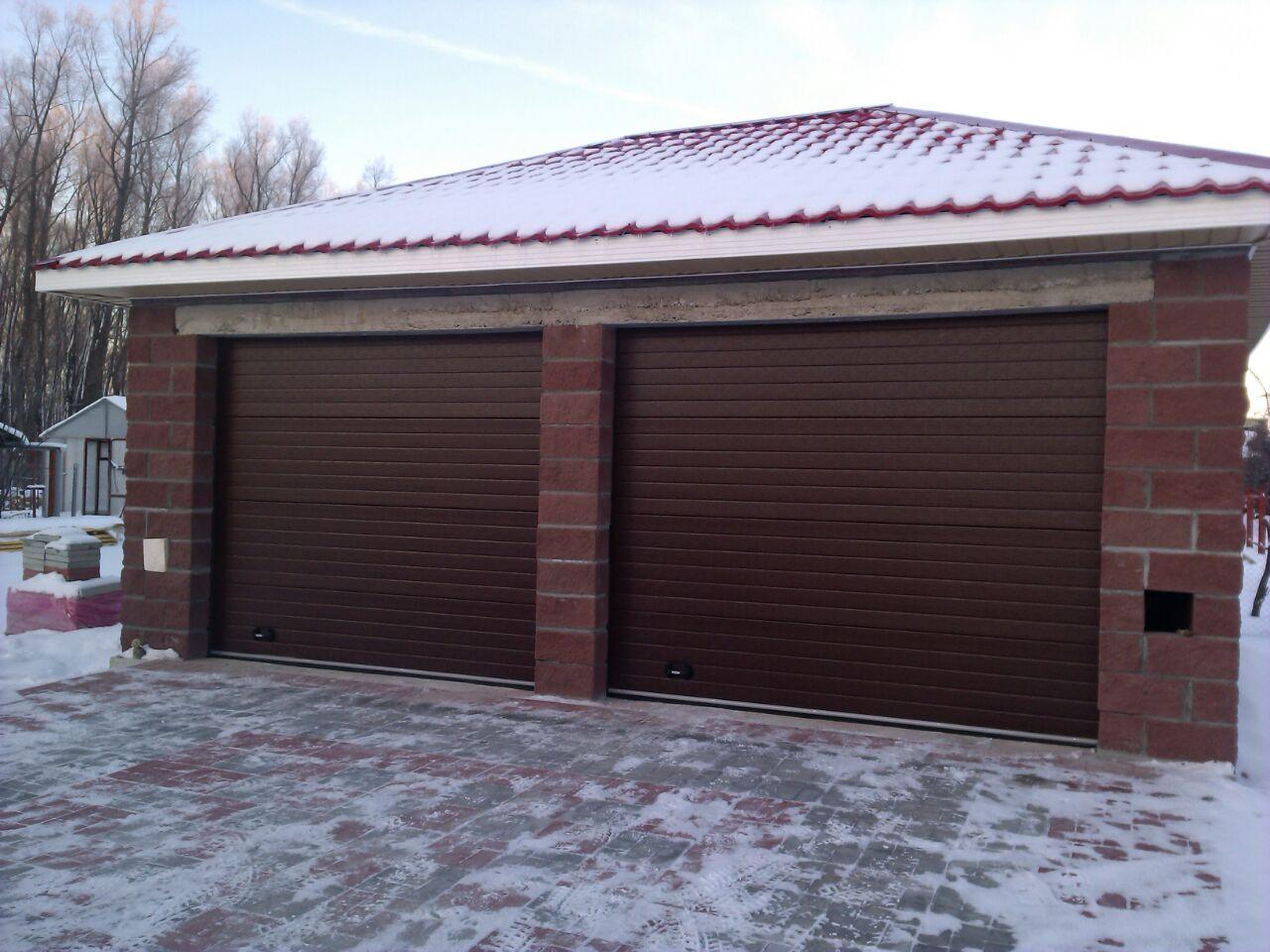 Ворота для гаража – какую систему выбрать?