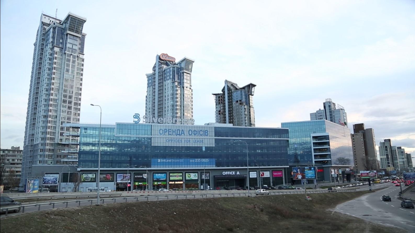 В Киеве торговый центр решил сделать платным паркинг из-за арендаторов
