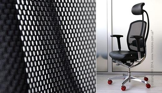 Офисное кресло сподголовником Wagner AluMedic Limited