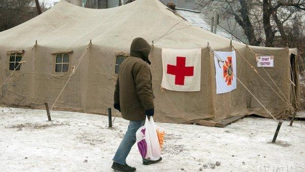 Пункты обогрева в Киеве прекращают свою работу