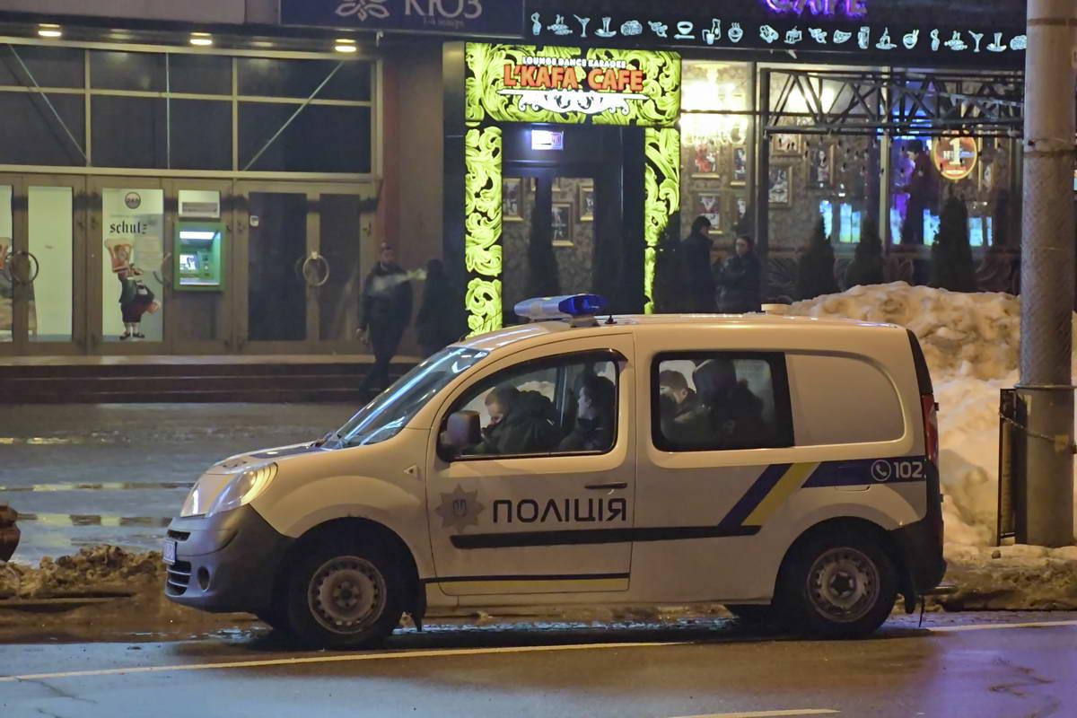 Из-за девушки в ресторане на площади Победы в Киеве подрались 14 человек