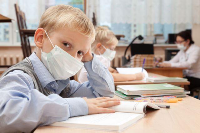 Во всех столичных школах снят карантин по гриппу и ОРВИ